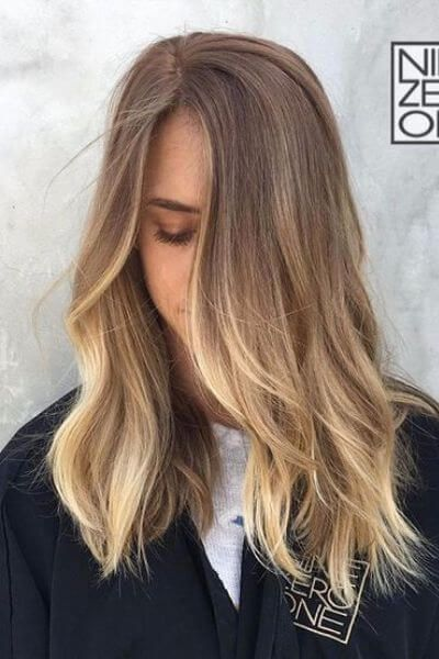 highlighted hair styles best 20 brown to ideas on brown to 5817