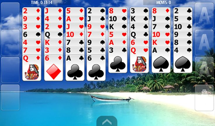 FreeCell Solitaire is one of the most popular card games included with Windows, and is now available for free for your Android device! Play solitaire games that require skill, strategy and patience to win! A true brain training experience!