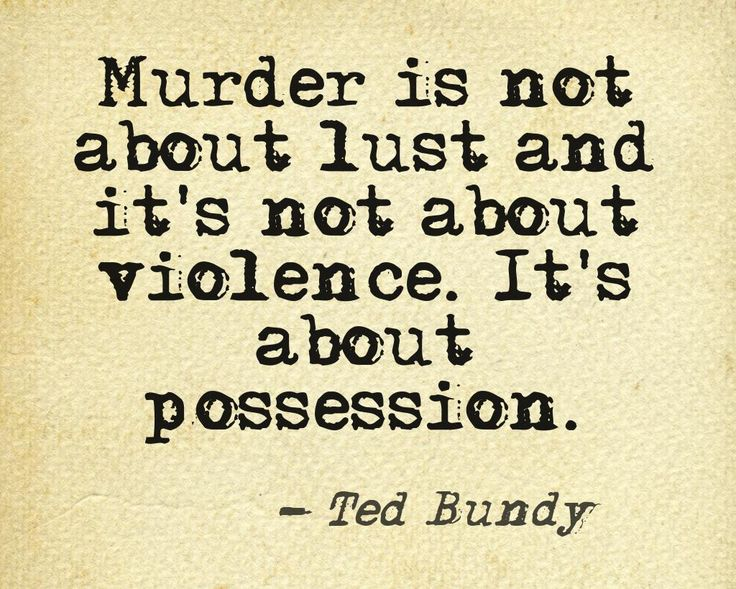 Total control of his victims is what american serial killer Ted Bundy was searching for... #tedbundy #serialkiller #possession