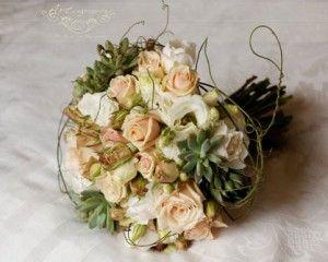 Unique Wedding Bouquets Maleny - Peonies, Roses, Natives, Hydrangeas