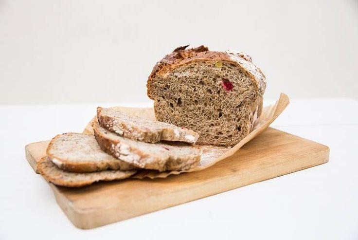 Oppskrift på brød med eple og tyttebær - DN.no