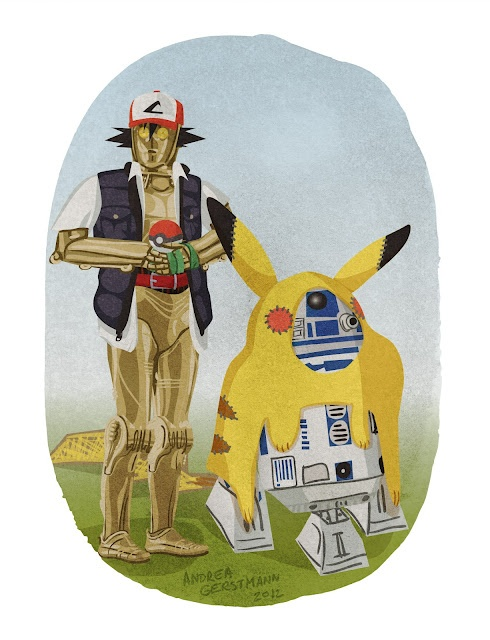 What Would STAR WARS Droids Dress Up As ForHalloween?