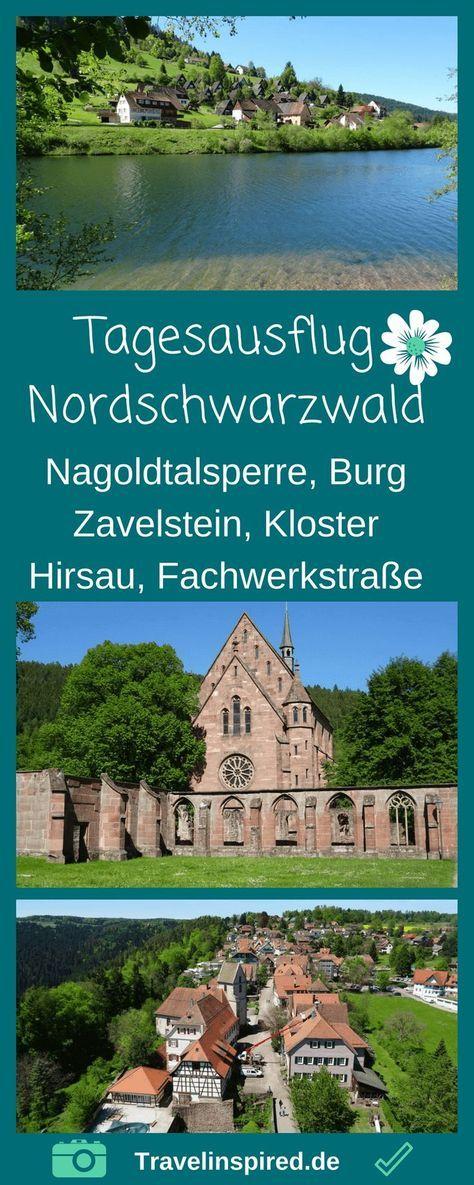 Tagestour durch den Nordschwarzwald