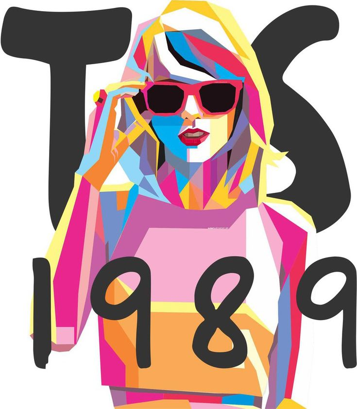WPAP Taylor Swift 1989 by MadMota.deviantart.com on @DeviantArt