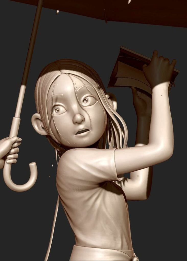 Character Design Job Openings : Best zbrush characters female images on pinterest