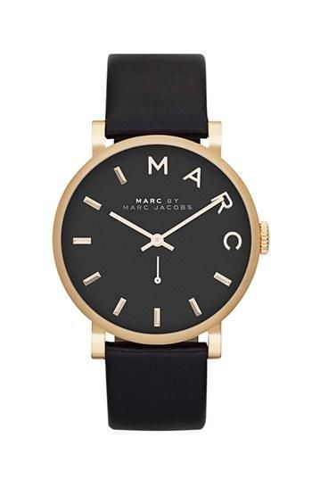 Beautiful simplicity - Marc Jacobs watch so nice