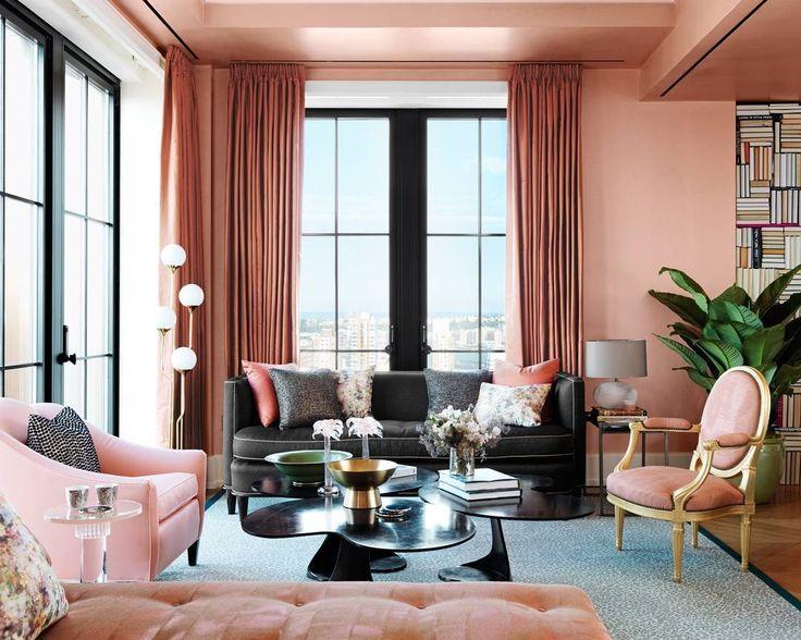 861 best Pink Interior Design images on Pinterest French bedrooms