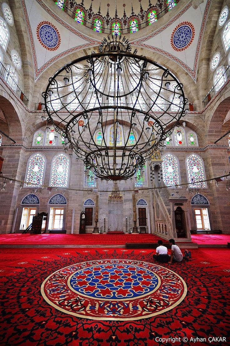 Princess of Sun and Moon White Pearl Mih-ri-Mah Sultan Complex Inside Güneş ve…