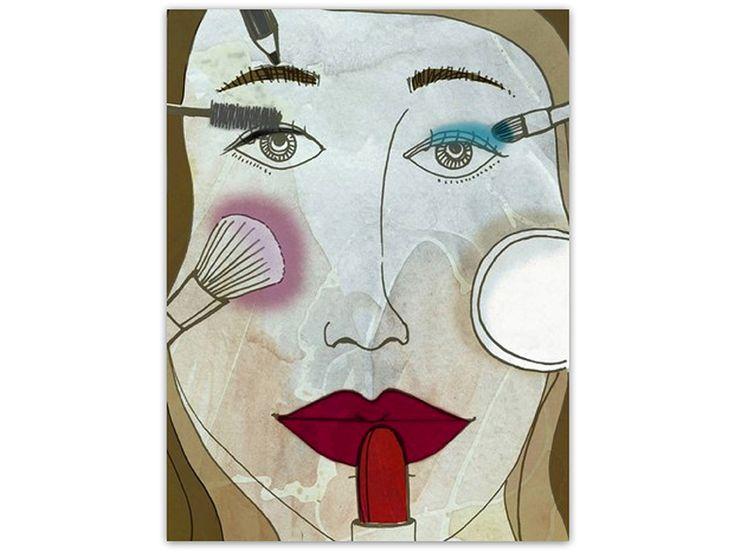 Классические ошибки в макияже лица. Советы от известного визажиста. Пошаговый макияж