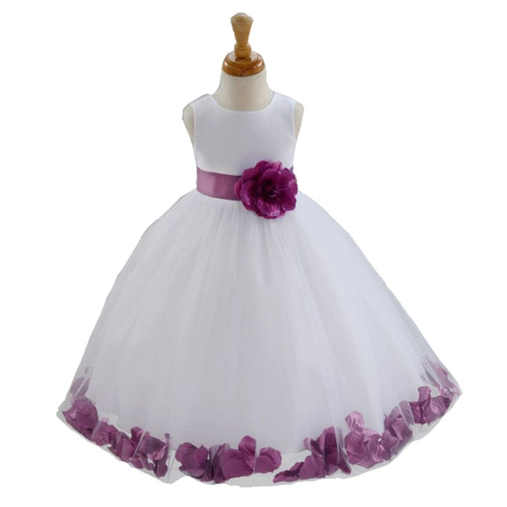 Compare Prices on 6 Year Old Flower Girl Dresses- Online Shopping ...