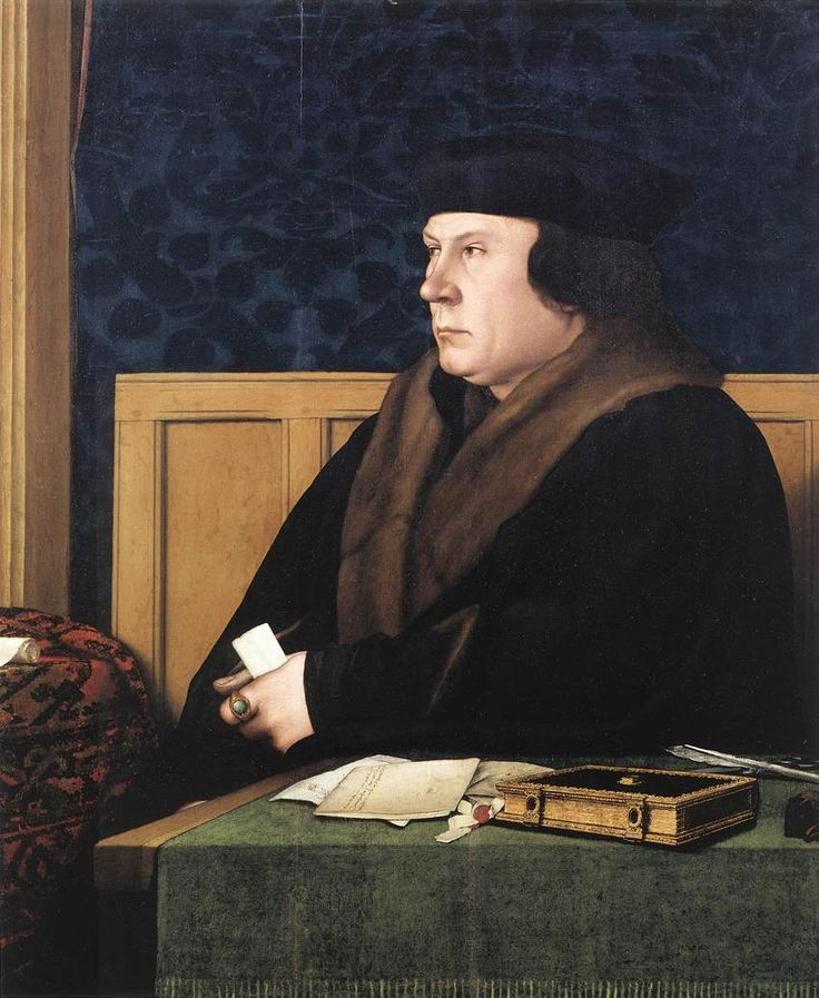 Ad Imaginem Dei: The Tale of Two Portraits – Thomas More and Thomas Cromwell