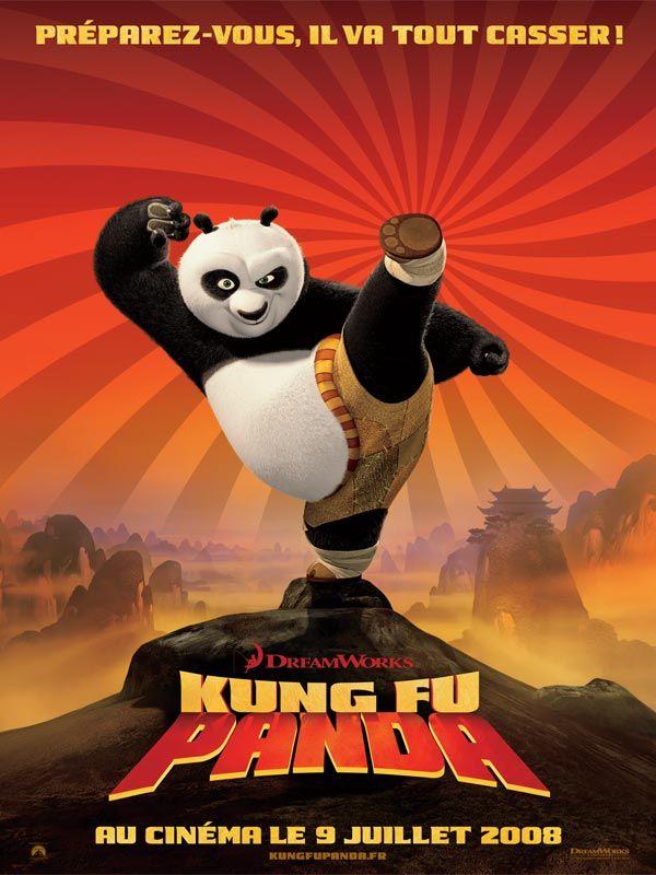 Kung Fu Panda - film 2008 - AlloCiné