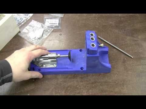 Intro to Kreg Jig K4 Master System by Build Basic - YouTube