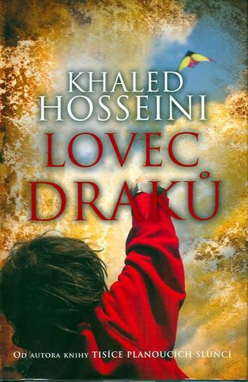 KHALED HOSSEINI. THE KITE RUNNER. LOVEC DRAKŮ. REVIEW. NEW POST.