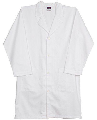 Acanthe – Blouse blanche de Chimie 100% coton: Blouse de chimie 100% coton proposée du XXS au XL. Idéale pour le collège, lycées et…