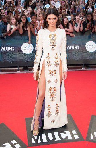 Kendall Jenner: From Kim Kardashian's Little Sister to Red-Carpet Sexpot