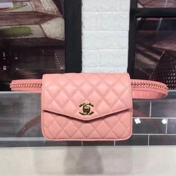 191cb67a Chanel Bags on Sale: Chanel Vintage Calfskin Belt Bag 100% Authentic ...