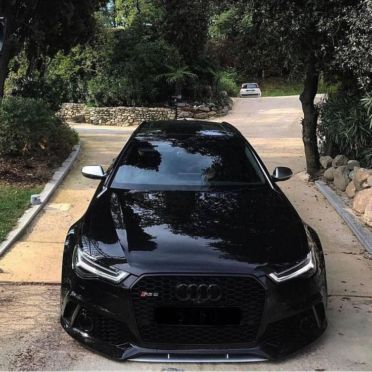 Super low RS6