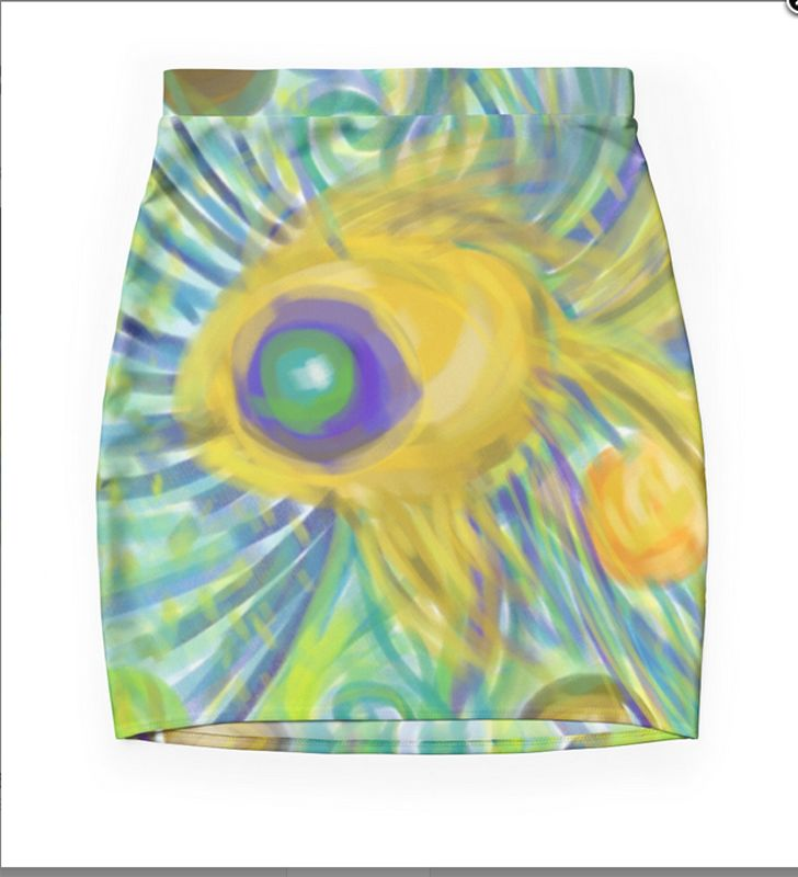 Aranyhal pencil skirt on Redbubble