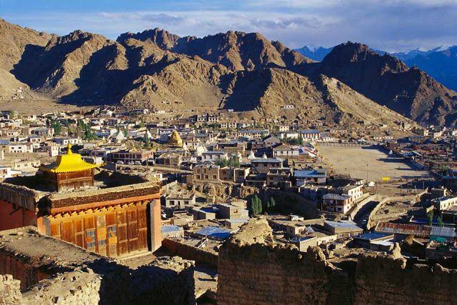 Leh, Jammu & Kashmir : Indian Tourist Places | Travel Destinations India