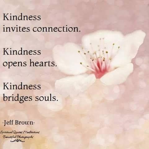 Kindness.........<3