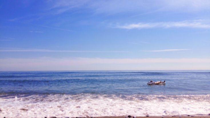 Estepona beach, Spain