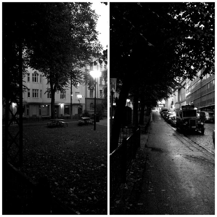 Helsinki # black & white