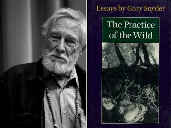 the call of the wild by gary snyder The wild beat the wolves beat  a free-wheeling conversation with poet gary snyder  it's hard to imagine that this disaster is an answer to a call for help, at least not in any sense that we .