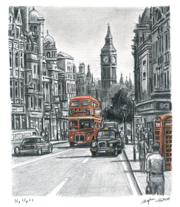 Whitehall in summer drawings and paintings by stephen wiltshire mbe autistic artist