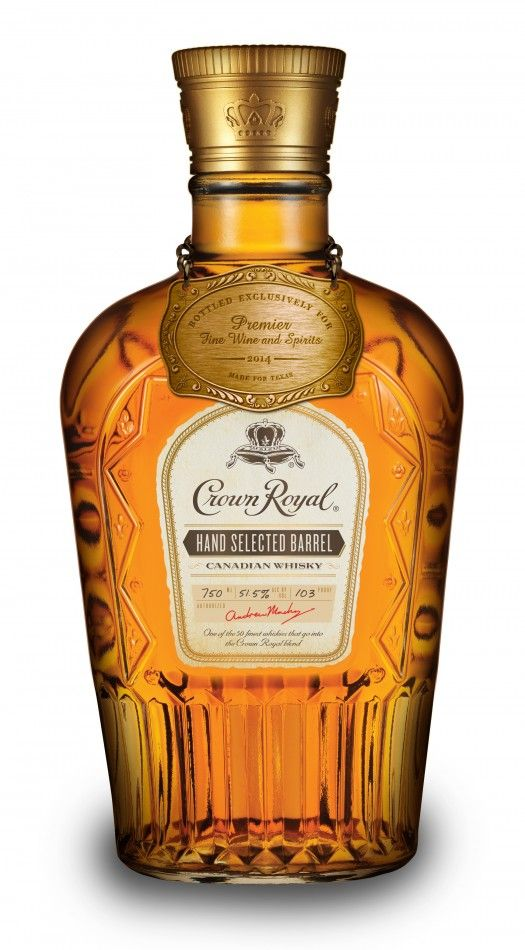 And now for something completely different from Crown Royal — no, not another flavored whiskey — it's Crown Royal's first ever single barrel expression, straight from the ca…