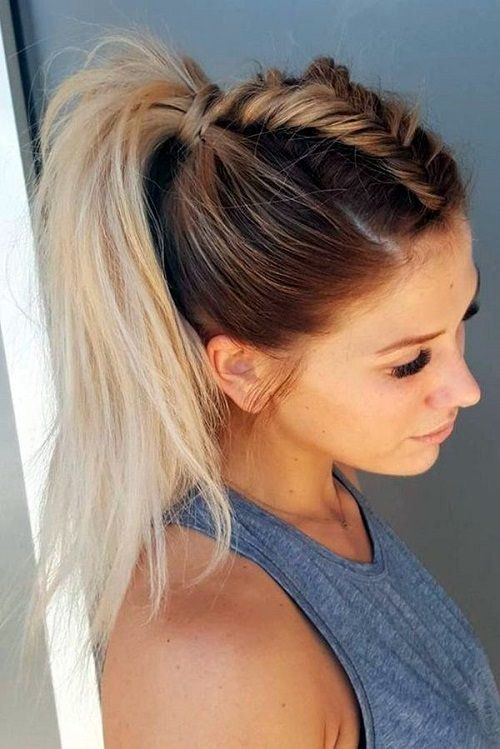 Do not believe in the myth that braided hairstyles are difficult to do. We have picked some braids that are trendy, messy, and, most importantly, easy.