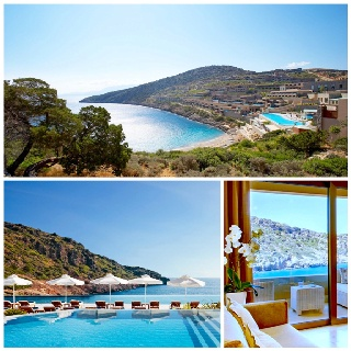 #TravelThursday: Since its opening in spring of 2011, Daios Cove Luxury Resort & Villas has brought back laid-back luxury to Crete in addition to some of the most beautiful, crystalline Mediterranean views on the island. #Greece #Travelista73