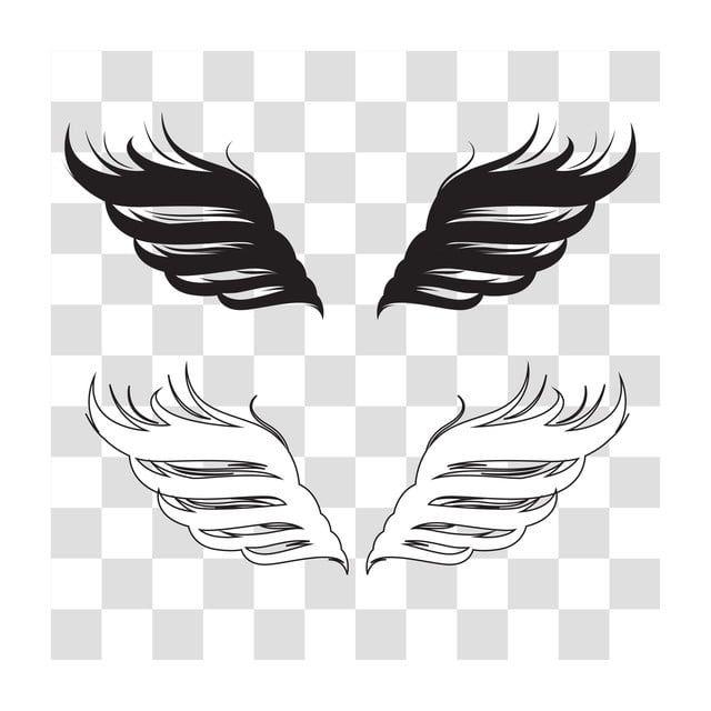 أجنحة تصميم على خلفية شفافة أيقونات شفافة أيقونات الخلفية أجنحة الرموز Png والمتجهات للتحميل مجانا Wings Design Transparent Background Background