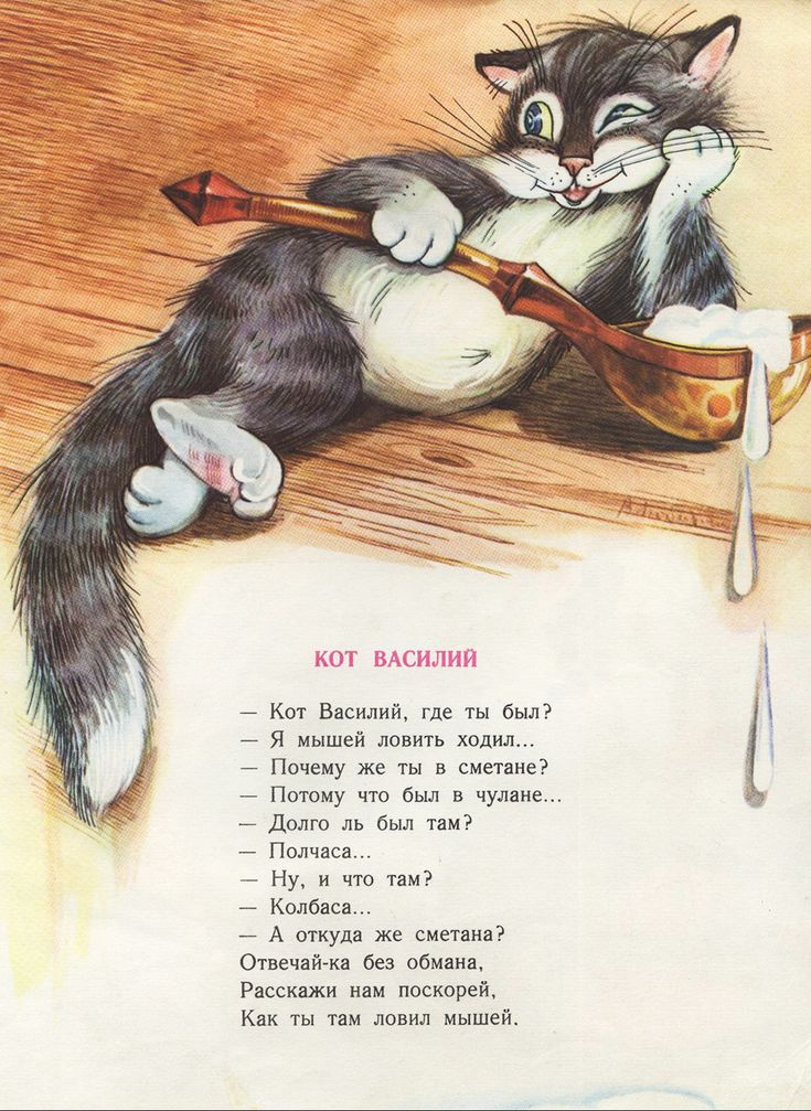 ваша картинки кошки стихами парусам словам