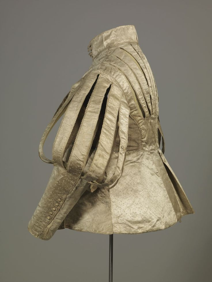 Doublet ca. 1630 From the Germanisches Nationalmuseum