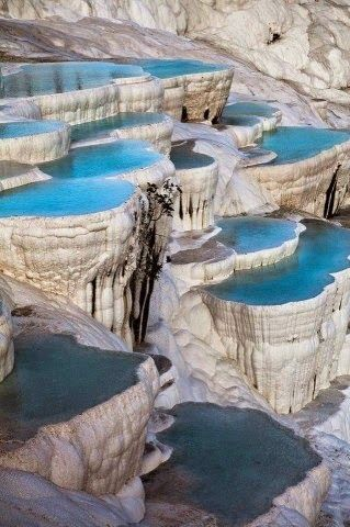 One of the best kept travel destinations - Pamukkale, Turkey