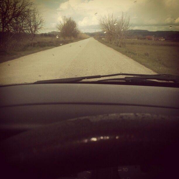 Στον δρόμο...