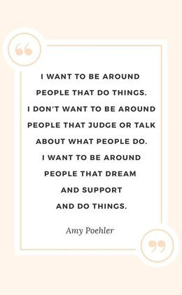 16 Amy Poehler Quotes That Will Have You Laughing For Hours -- womendotcom