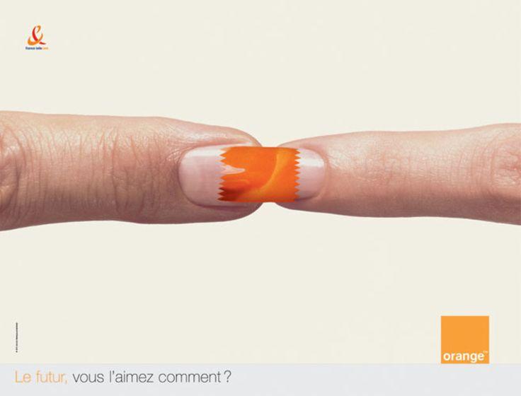 Read more: https://www.luerzersarchive.com/en/magazine/print-detail/orange-20308.html Orange And the future? How do you want it to be? Campaign for the Orange mobile phone company. Tags: Jae Choi,BETC, Paris,Orange,Cedric,Pierre Riess,Romain Guillon