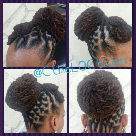 Dreadlock Hairstyles For Short Hair