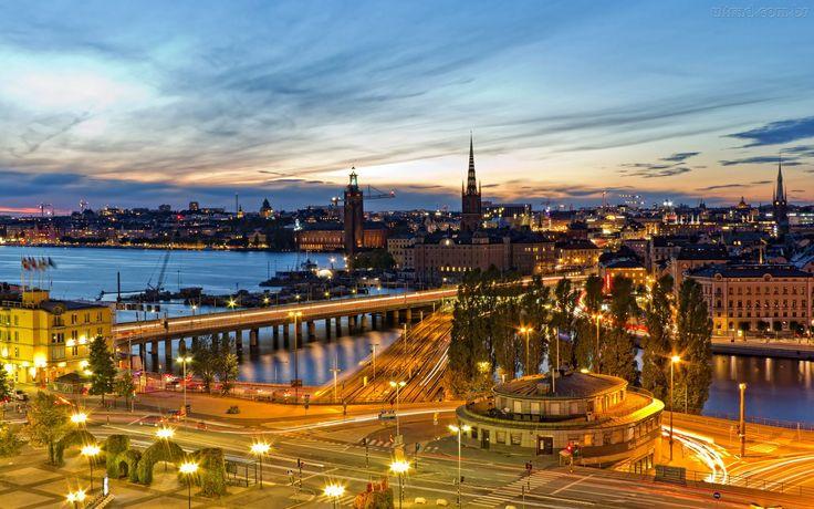 Viaje para Estocolmo a partir de R$ 1.854; confira datas