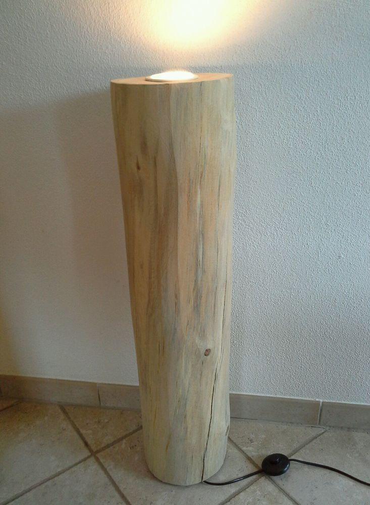 1000 ideas about stehlampe holz on pinterest floor. Black Bedroom Furniture Sets. Home Design Ideas