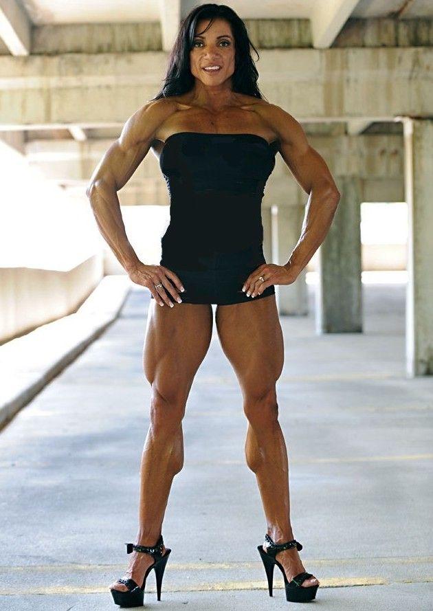 Les femmes de mes reves: Marina Lopez.