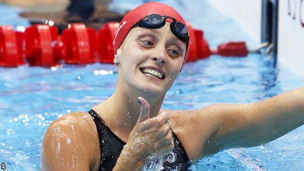 Great Britain's Fran Halsall shrugged off the disappointment of missing out on a medal in the 100m freestyle by qualifying for the 50m semi-finals.