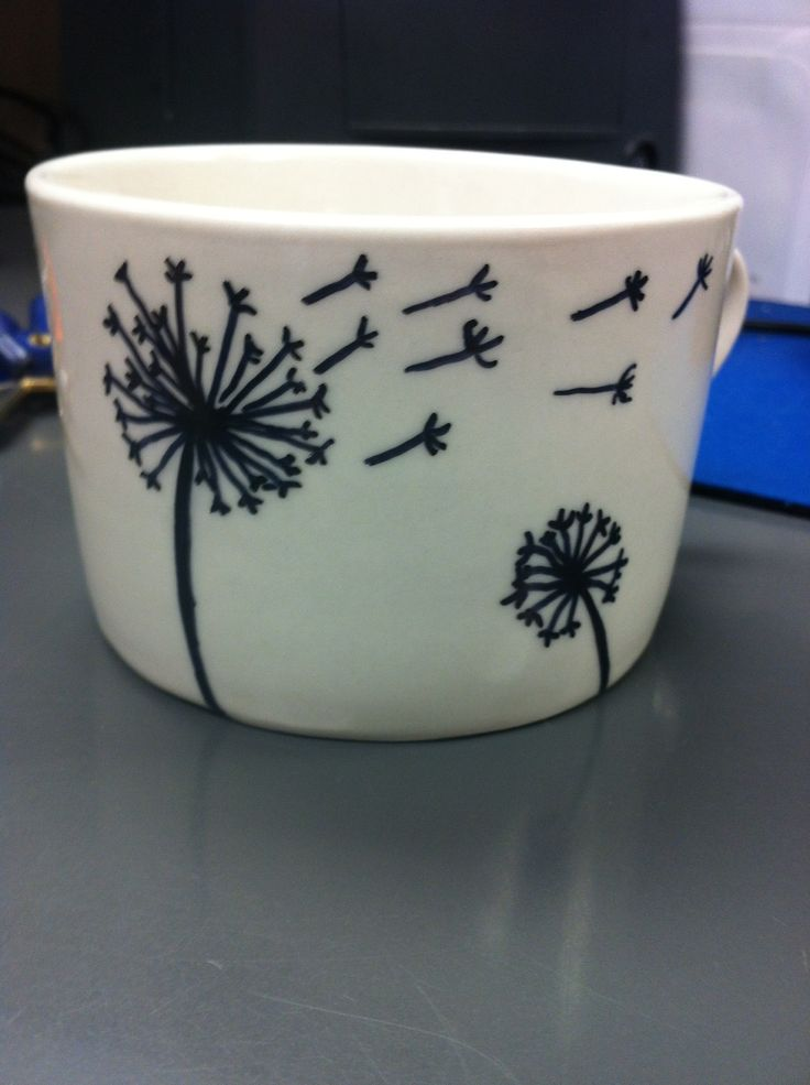 143 best images about diy coffee mugs more on pinterest for Diy ceramic painting