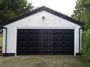 black garage doors66 best Black garage doors images on Pinterest  Garage doors