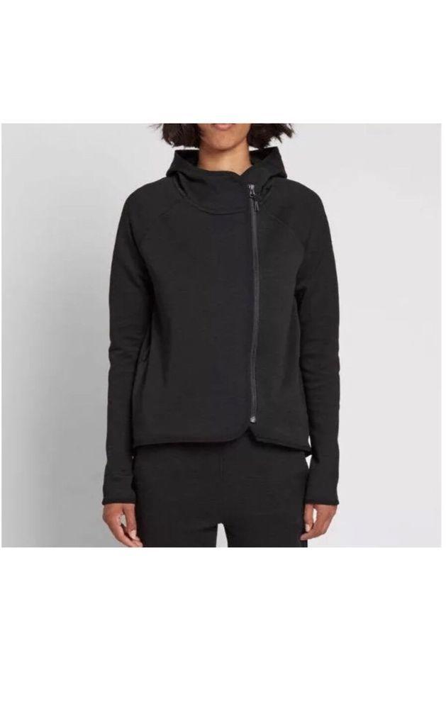 9b4b16d685182 Nike Women's NSW Cape Hoodie Jacket Sz. Medium NEW 908822 010 #Nike ...