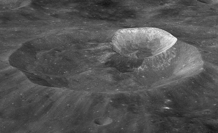 A Lunar Tribute to Former NASA Chief Exploration Scientist