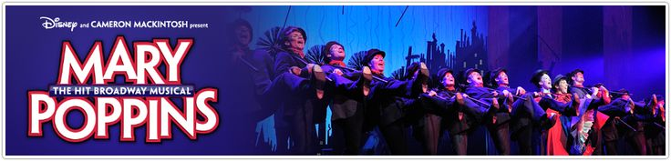 Mary Poppins - Loved the pop-up house set. [8/30/2012] http://www.centertheatregroup.org/tickets/Mary-Poppins/