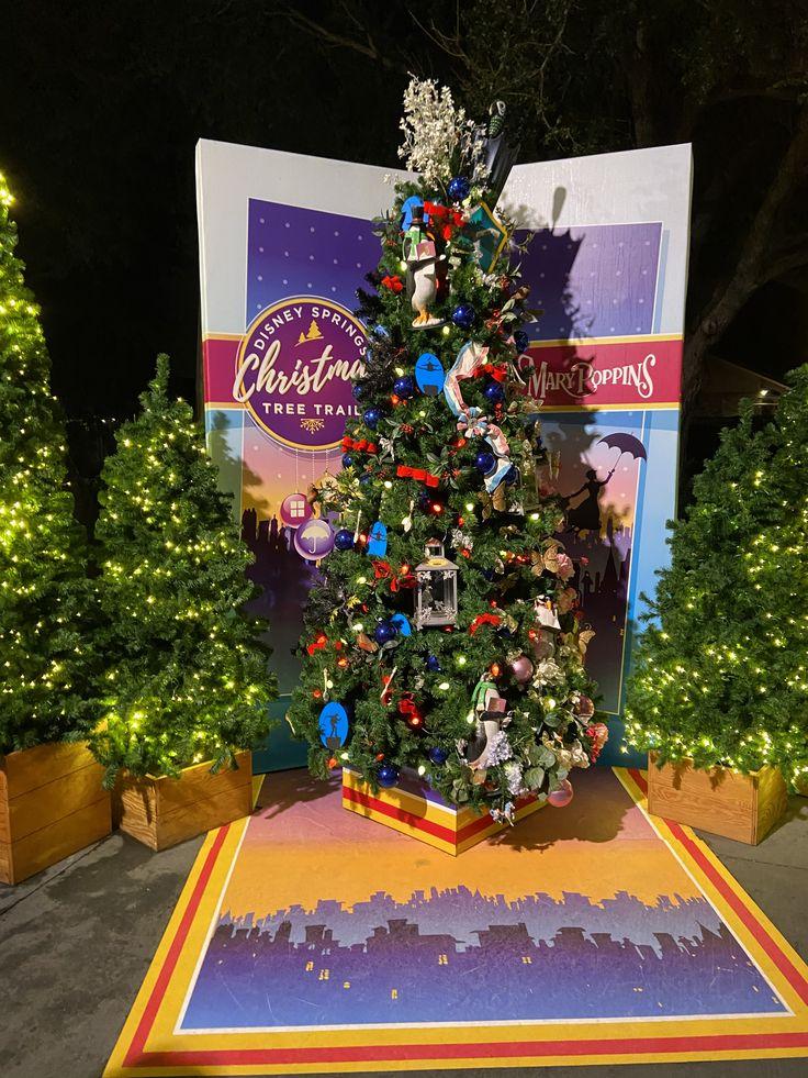 Pin by Jason Burton on Orlando Christmas Trees | Orlando ...
